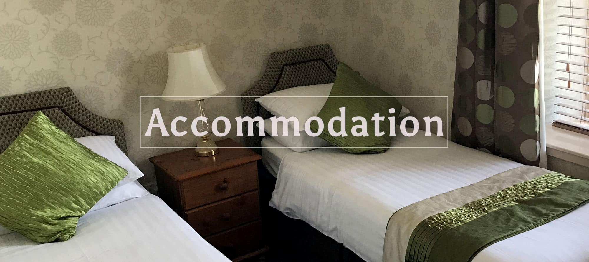 Accommodation at the Alexandra Hotel Ballater
